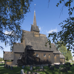 Høyjord Stave Church