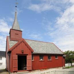 Grip Stave Church