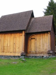 Haltdalen Stave Church