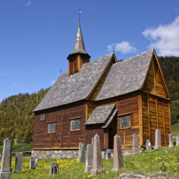 Lomen Stave Church