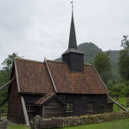Rødven Stave Church