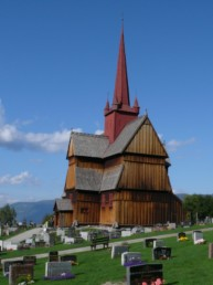 Ringebu Stave Church