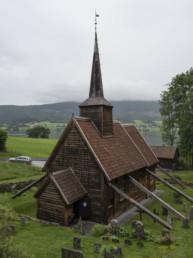 Rødven stavkirke