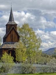 Torpo stavkirke